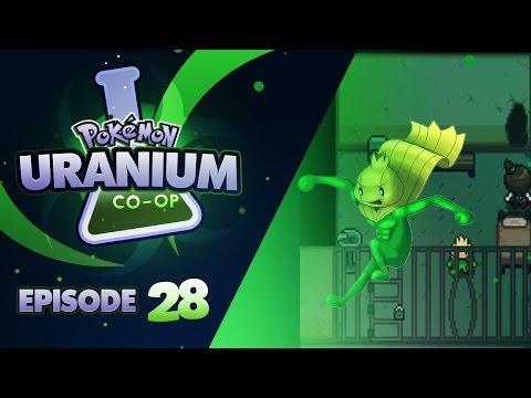 PLOT!! | Pokemon Uranium Lets Play #28 w/Iyokuu