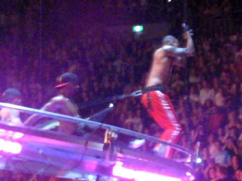 Chris Brown Take You Down  in Melbourne