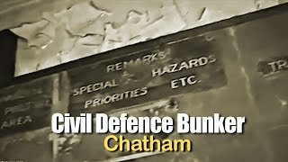 Civil Defence Bunker, Chatham, Kent