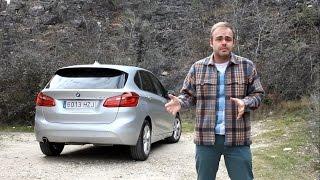 Prueba BMW 218i Active Tourer - ActualidadMotor