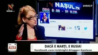 By Alexa cu Anca Cernea: Rusia despre internet, terorismul islamic si un nou razboi cu Georgia