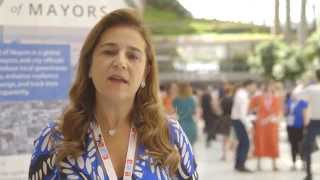 Patricia Macedo, Fortaleza's Secretary of International & Federal Affairs, On Importance of Cities