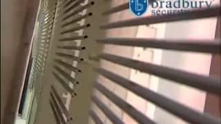 Bradbury Security Grilles | Bradbury Group