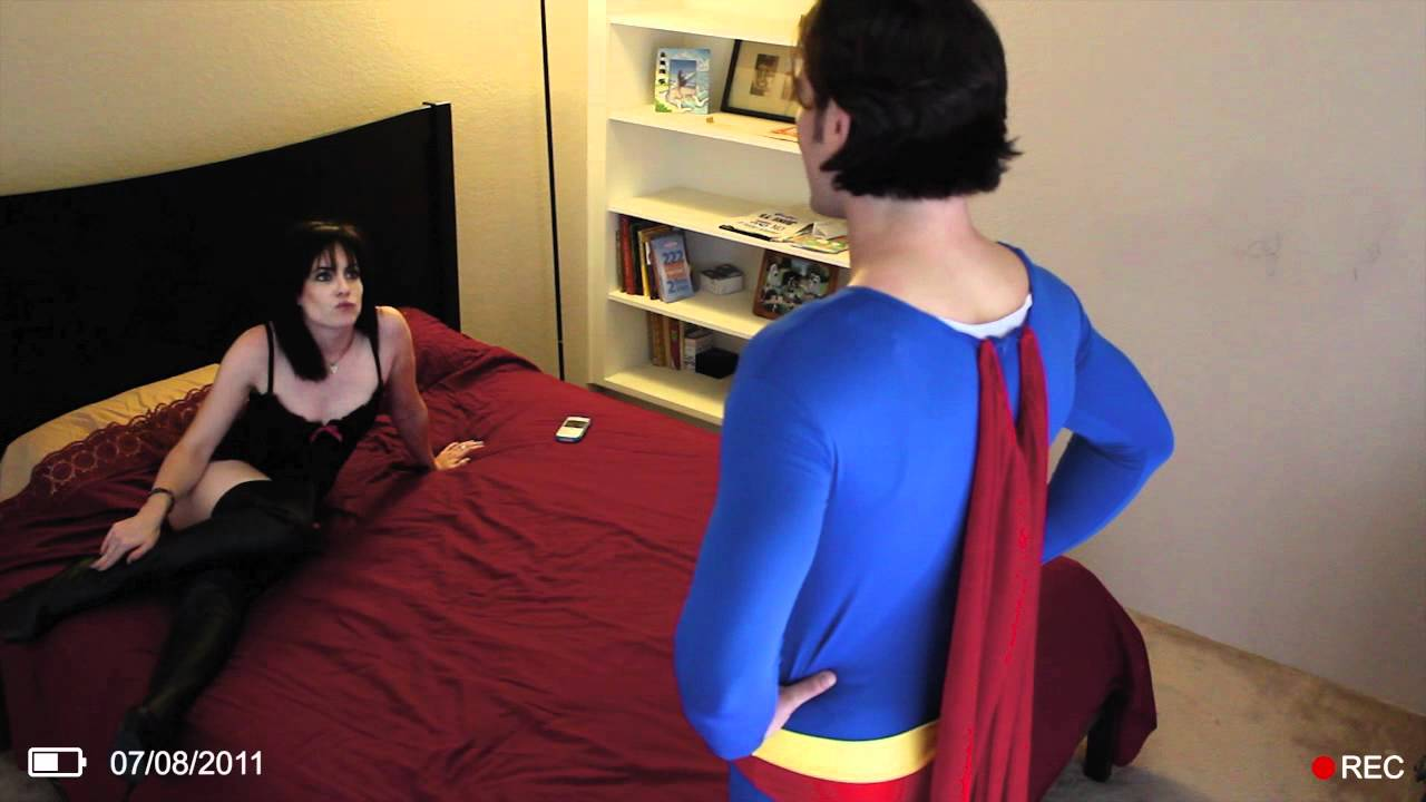 Super Man Having Sex 23