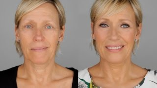 Mature Makeup Look - Summer Events, Weddings, Parties etc