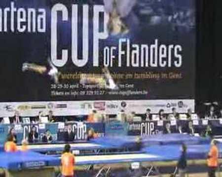 Valerie & Chloe - Cup of Flanders 2006