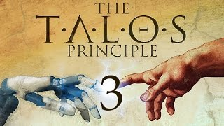 The Talos Principle #3 - Voight-Kampff-Test