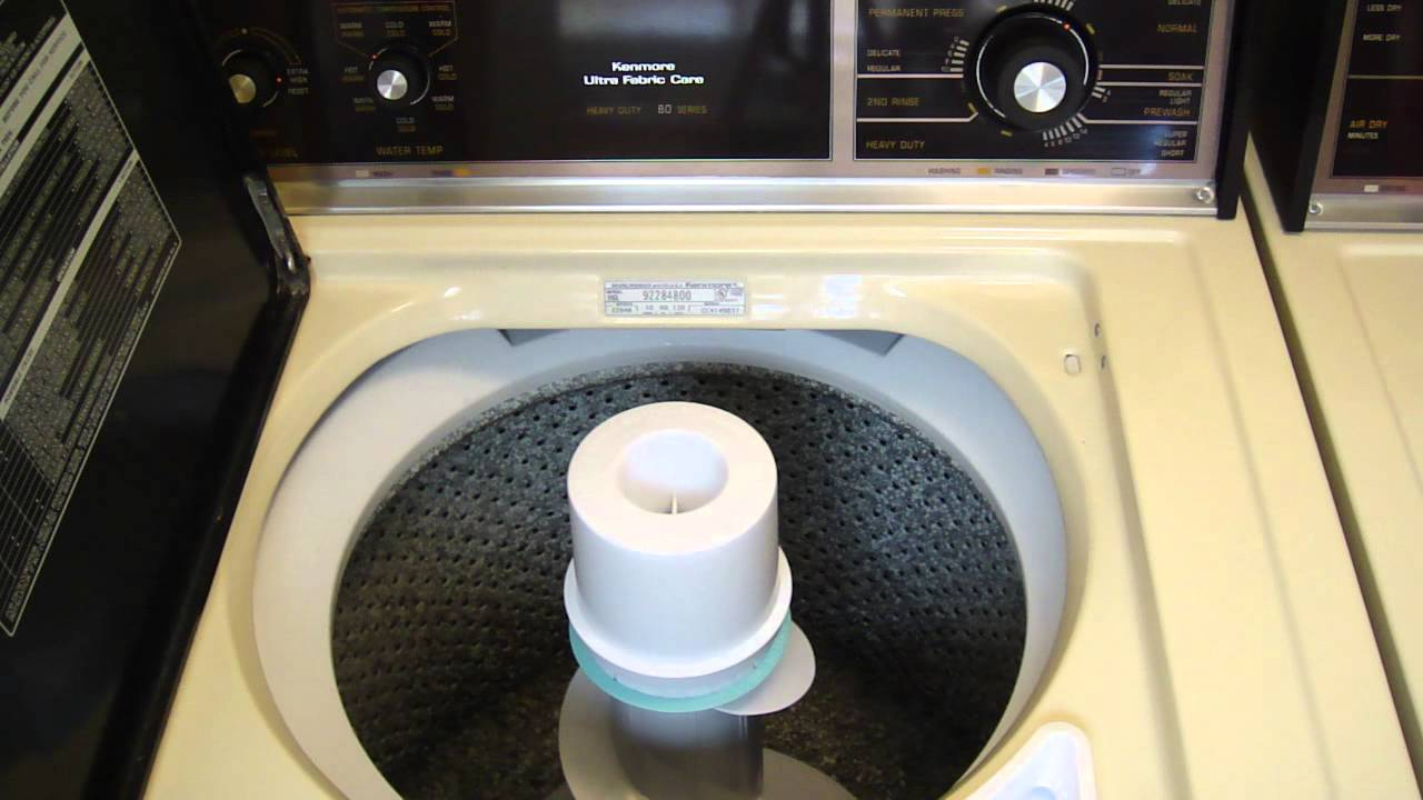 sear washing machine repair