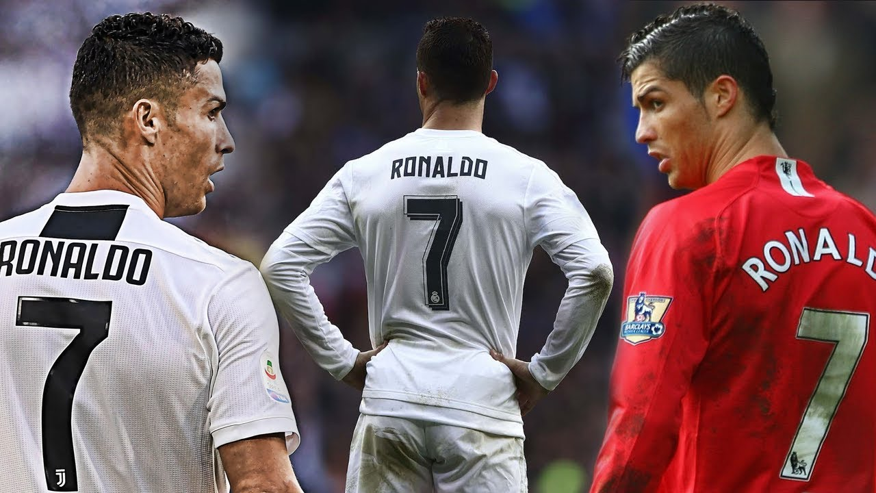 new arrival b58ab 52264 Why does Cristiano Ronaldo wear the number 7? - Oh My Goal