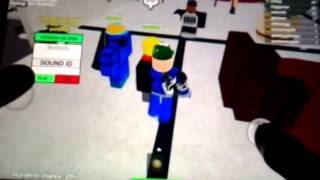 (Short clip) lazter505 playing roblox
