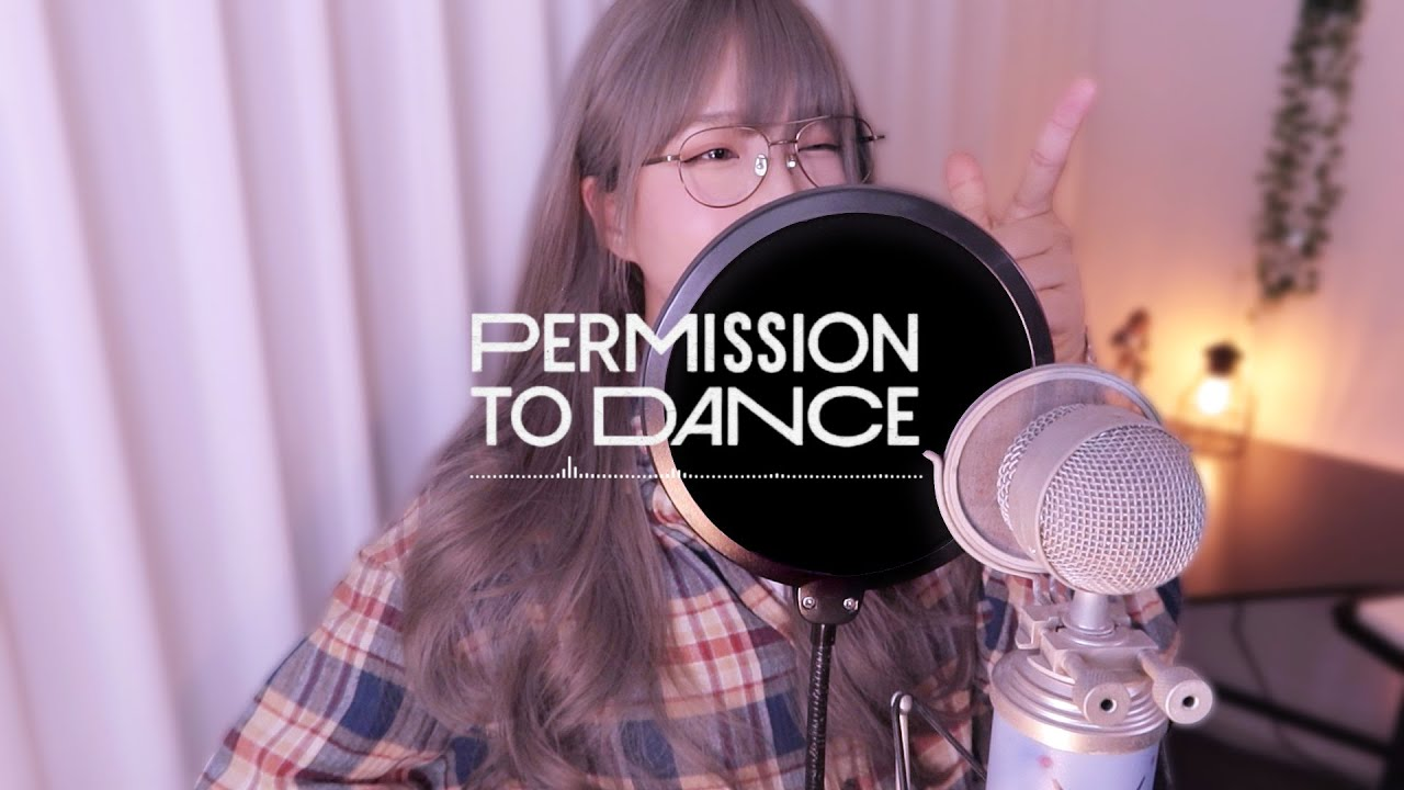 BTS (방탄소년단) -  'Permission to Dance' COVER by 새송|SAESONG