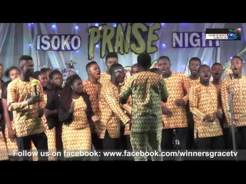ISOKO PRAISE NIGHT SONG MINISTRATION... TITLE: OUR LORD'S PRAYER
