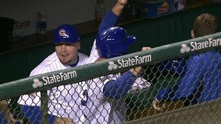Cubs walk off on sac fly in the 16th inning