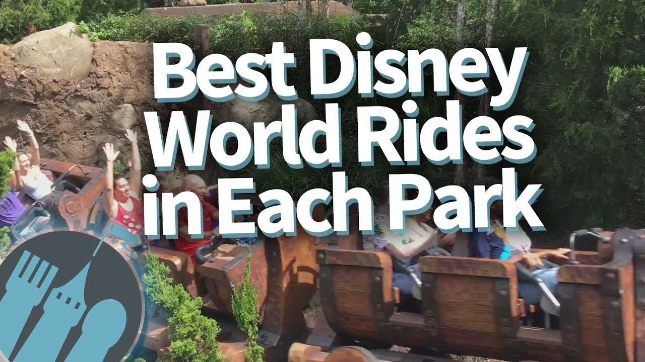 Best Disney World Rides In Each Park And Future Rides Coming Soon
