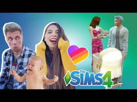 Кто родился у Элины и Масея? 👪 Популярные лайкеры в Sims 4 (Симс 4)