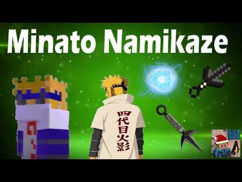 Minecraft 1.12 One Command Block Minato Namikaze