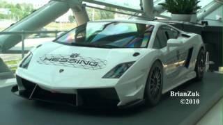 Lamborghini LP560 4 Super Trofeo Videos