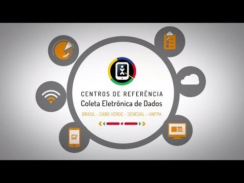 Centros de Referência Coleta Eletrônica de Dados em Africa