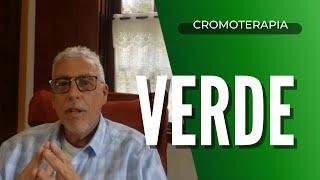 Cromoterapia | A Cor Verde