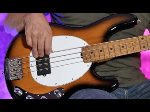 review demo music man stingray special bass youtube. Black Bedroom Furniture Sets. Home Design Ideas