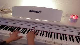 Kanatlarım var ruhumda...NİL KARAİBRAHİMGİL (Piyano cover)Piyano ile çalınan şarkılar