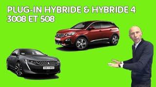 Présentation 508 225cv Hybrid & 3008 300cv Hybrid4, Nouvelle Gamme Peugeot: Les Tutos de Berbiguier