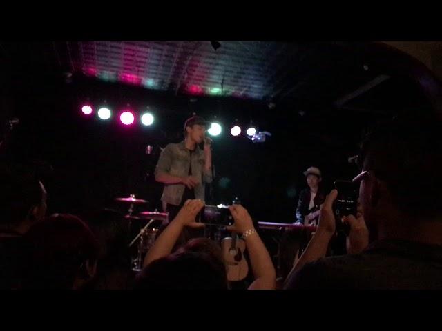 """Leroy Sanchez - """"Paper Hearts"""" Live  (Elevated Tour, Denver 2017)"""