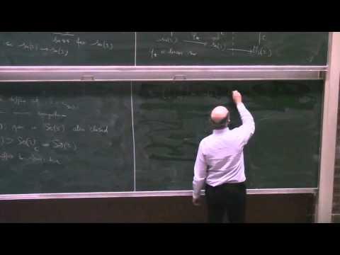 Lec 6 | Lie Groups (Part 1)