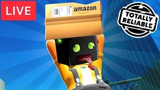WIR LIEFERN PAKETE AUS?! - Totally Reliable Delivery Service TRDS [Deutsch/HD]