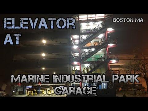 Elevator @ Marine Industrial Park Garage - Boston MA