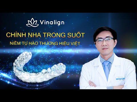 Vinalign - Thương Hiệu Chỉnh Nha Trong Suốt Dành Cho Người Việt