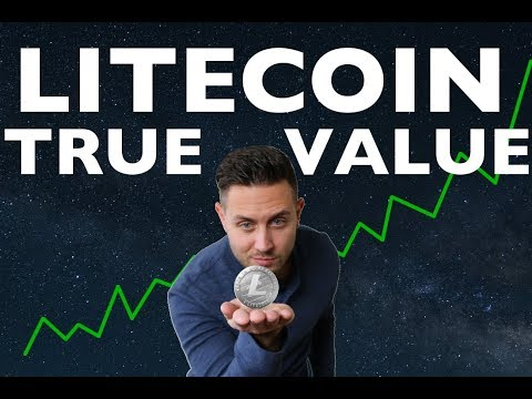 Can Litecoin Be 25% Value Of Bitcoin? Also, Charlie Lee...