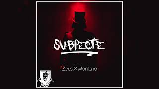 Zeus - Subiecte ( Feat Montana ) Prezint ce REPrezint