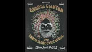 EMEK makes a super funky George Clinton poster