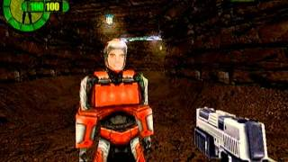Red Faction (PS2) Gameplay [1 of 2]