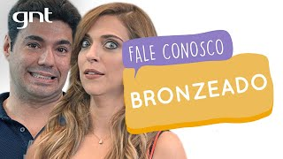 Raio gourmetizador com Felipe Bronze | #21 | Fale Conosco | Júlia Rabello