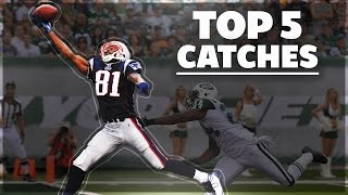Top 5 Catches in NFL History