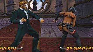 Mortal Kombat Armageddon JOHNNY CAGE (TRAJE ALTERNATIVO) FLAWLESS VICTORY - VERY HARD (PS2)【TAS】