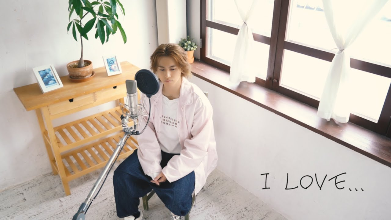 Download I LOVE.../ Official髭男dism - 松尾太陽【The Cover】