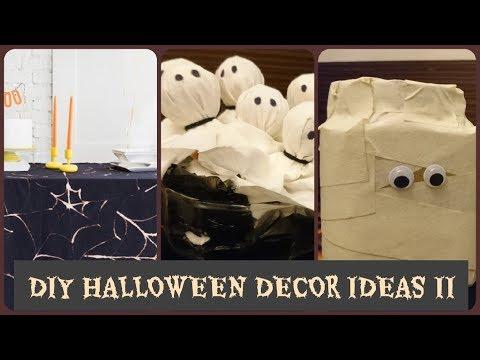 Easy Halloween Decoration Ideas - 2 | DIY Halloween Crafts - 2