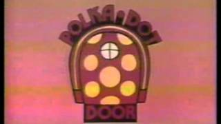 Access Network Logo & Polka-Dot Door Intro (1983)
