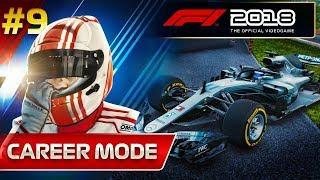 F1 2018 Career Mode Part 9: FAILURES EVERYWHERE