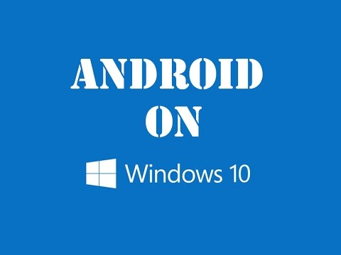 You can now run Android / iOS (iPhone) apps on Windows 10 phones!