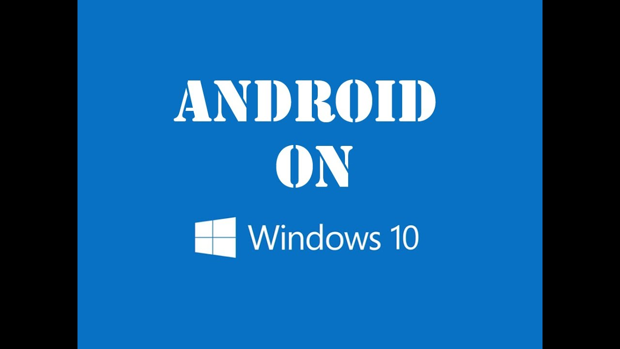 Phone Can A Windows Phone Run Android Apps you can now run android ios iphone apps on windows 10 phones youtube