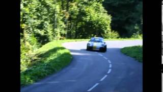 Rallye Mont-Blanc/Morzine 2015  ES2 - Les Alpes du Léman VHC