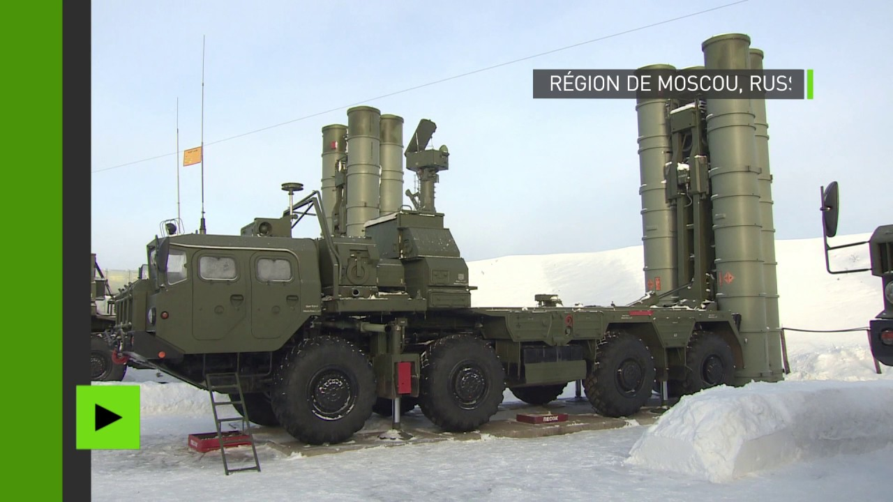 Russie : un régiment de missiles sol-air S-400 part en ...