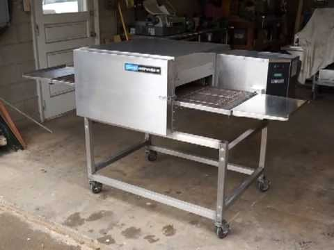 oven chamber belt with pizza single natural conveyor baking impinger lincoln gas btu n