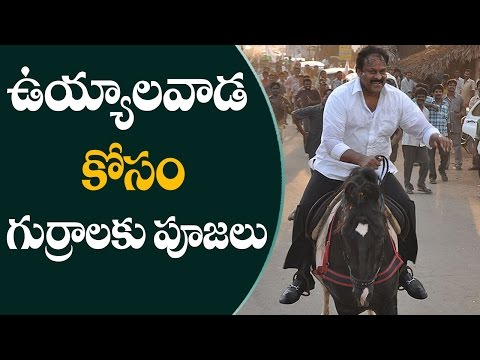 Horse Sentiment for Chiranjeevi Uyyalawada Narasimha Reddy Bio Pic | Silver Screen