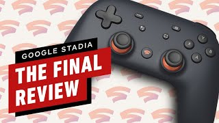 Google Stadia Review (Video Game Video Review)