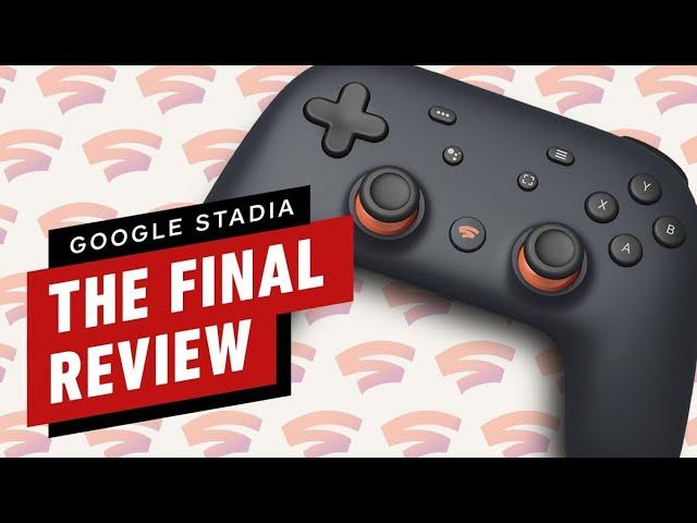 Google Stadia Review